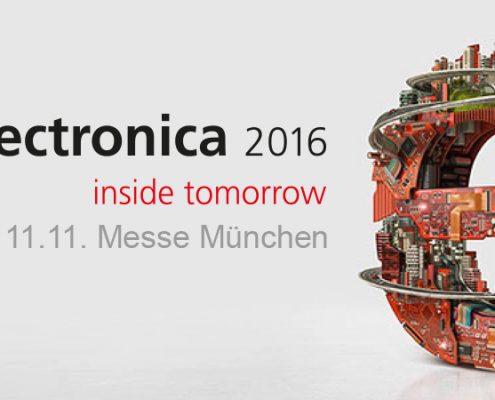 ALAC auf der electronica 2016